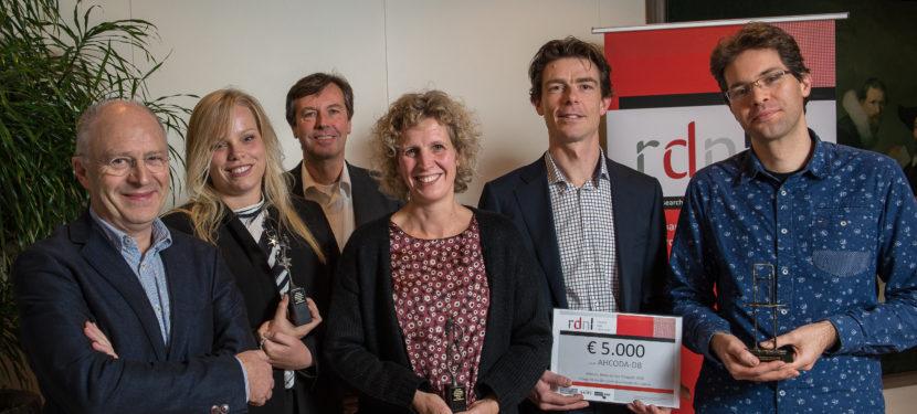 BoschDoc, AHCODA-DB en OpenML winnaars Dataprijs