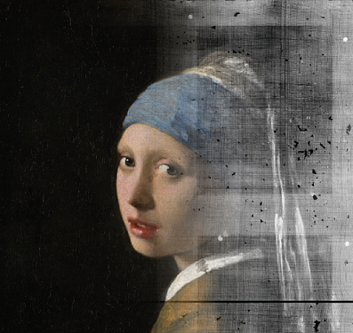 Gelezen: Doekonderzoek oeuvre Vermeer