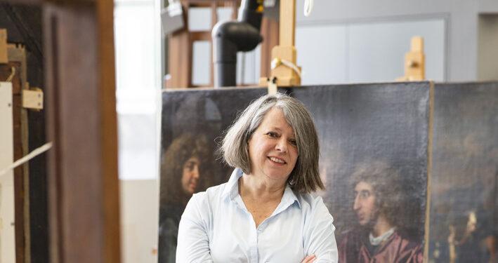 'Online op bezoek in een zeventiende-eeuws atelier'