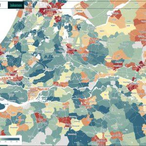 KansenKaart.nl schetst rijk beeld van kansengelijkheid in Nederland