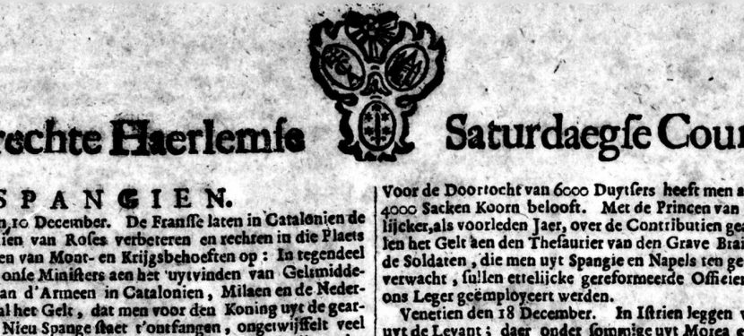 Gehoord & Bijgewoond: Lunchlezing CLARIAH over transcriptie kranten